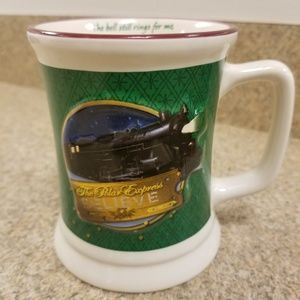 THE POLAR EXPRESS BELIEVE COFFEE COCO 3D MUG